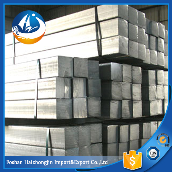 price standard 316 stainless steel square bar prices per ton