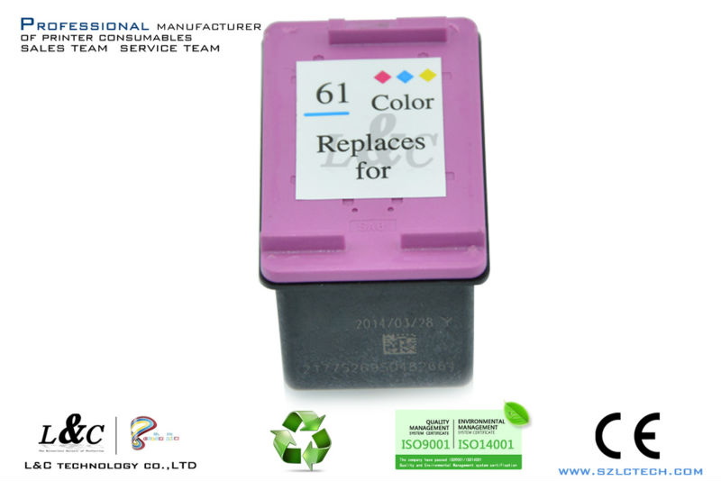 high-margin products from alibaba .com inkjet ink cartridge for hp61