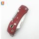 High quality Anodized Aluminium Handle Multi Function LED Torch Folding Knife