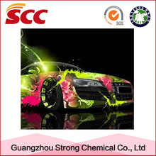 Car paint usage and good coverage ceramic car coating