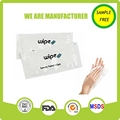 individual custom single package all purpose wet wipes