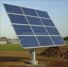 Ground mounted 300w solar power system installation 500w solar panel system