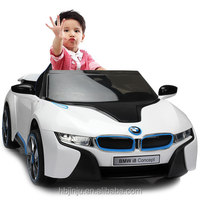 2017 new make I8 kids electric ride on car for 5years old children