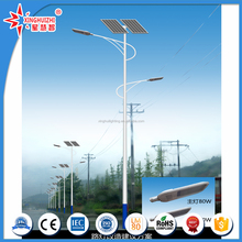 IP65 outdoor street lighting, aluminum solar led street lamp