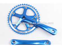superior quality customed bicycle parts cheap bike chainwheels and crank SW-CW-M16006
