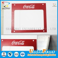 pvc foam board corflute box / pp corrugated plastic box / coroplast box sign board