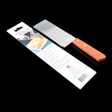 Good quality French wave knife/chef knife/kitchen knife/stainless steel knife#KC-012