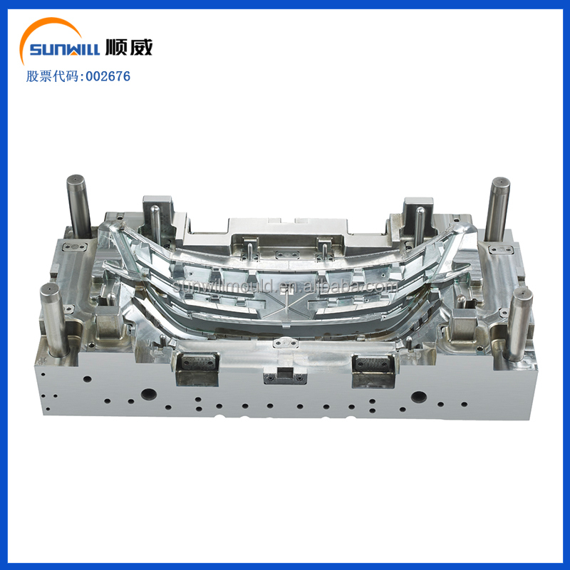 Professional manufacturer for large plastic injection mold