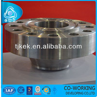 SS ISO steel flanges