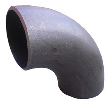 carbon steel pipe fitting 22.5 degree elbow sch40