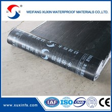4mm underground waterproofing membrane heating torch