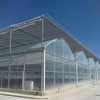 INDUSTRIAL GLASS GREENHOUSE