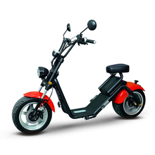 RUNSCOOTERS 2018 New product EEC COC 1200w 12ah fat tire city coco scooters
