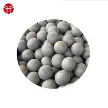 Chinese Manufacturer Supply Forged Grinding Steel Balls for Cement Plant