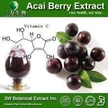 Acai Berry Freeze Dry Powder ,Acai Berry Extract 20:1 ,Power Slim Acai Berry