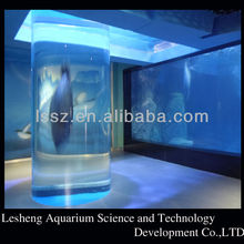 Acrylic Tunnel Aquarium Exporter