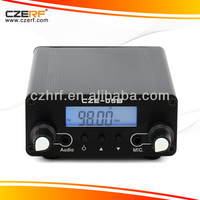 CZH-05B 0.5W Stereo PLL FM Transmitter Instructions Optical Amplifier