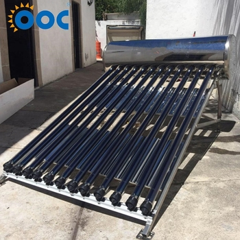 Superior Stable Compact Instant Water Solar Heater