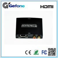 VGA with R/L to HDMI Converter with High Quality and Competitive Price