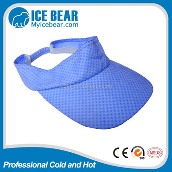 Cold Chilly Cooling cool visor