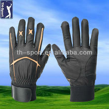 orange golf gloves mens