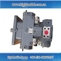 Construstion Machinery or Plastic Making Machinry main Hydraulic piston pump electric clutch hydraulic pump