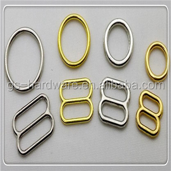 bra buckle alloy bra buckle metal buckle different color ,JX-B017