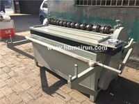 Used stainless steel sheet metal coil slitting machine manufacturer in hebei china