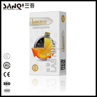 Lance sex long time sex delay condom