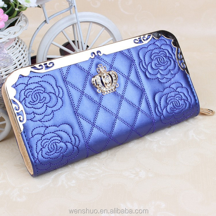 2015 New Products Coin Wallet Ladies Wallets And Purses
