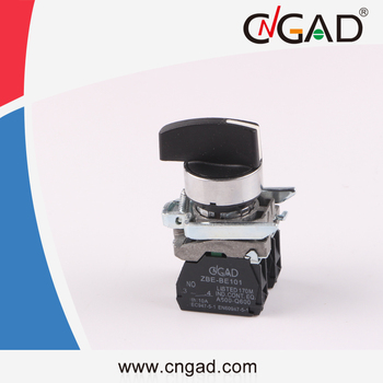 XB4-BJ33 CNGAD Long Lever 2-position locked pushbutton switch