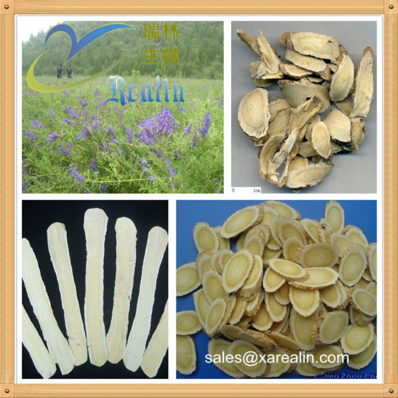 Bulk supply High Quality 90% Astragalus Polysaccharides,Astragalus Extract,Astragalus Root P.E