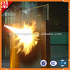 Safety Fire Resistant Glass with CCC CE&BV Fireproof Glass for Fireplaces