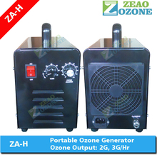 Low power consumption corona ozone generator air freshener for refrigeration house