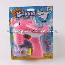 Hot selling ,Dolphin bubble gun&Animal bubble gun&Flashing bubble gun wholesale bubble gun
