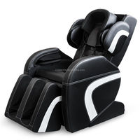 2016 hot sale 3D full body massage chair,foot chair massage