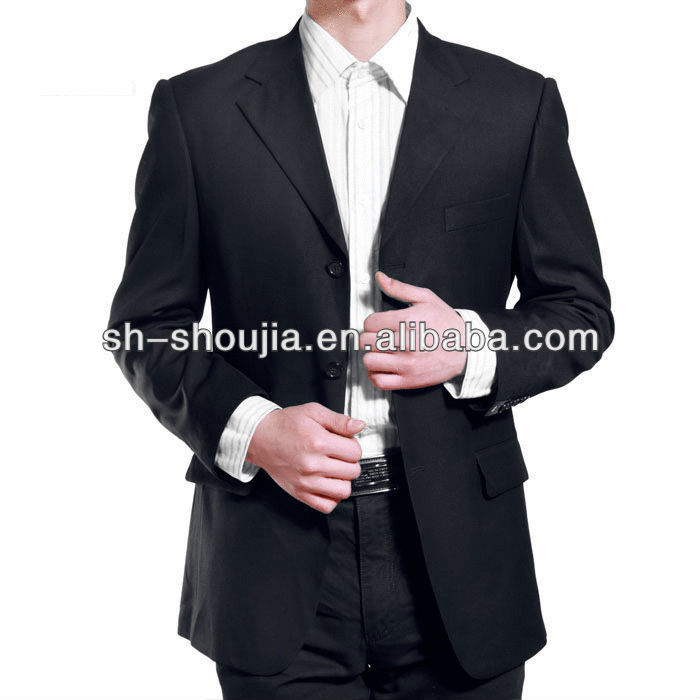 business stain suit for successful man