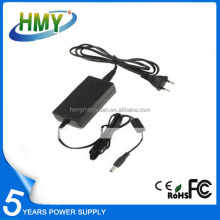 Euro / US / AU /England 36w 12 Volt Desktop / Laptop Adapter