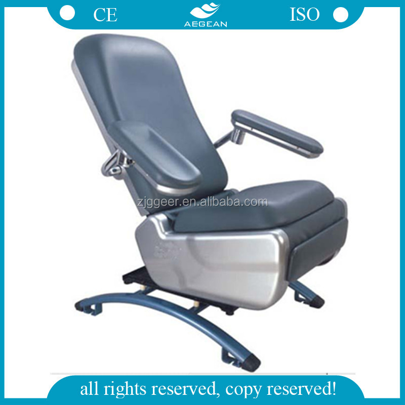 AG-XD106 hospital chairs blood donation exam chair chair & table leg tips