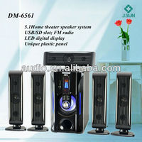 High quality 5.1speakers stereo
