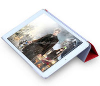 with auto sleep wake function fashion tablet cover tablet pc case for ipad air