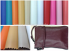 Hot Sell Bag/Wallet/Shoes Leather PVC Sponge Leather Fabric