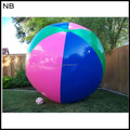 NB-BA3035 With logo print Special inflatable Beach ball for Holiday