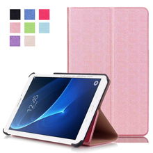 for Samsung 7.0 Tablet PC T280 Leather Case Protective case Made in China