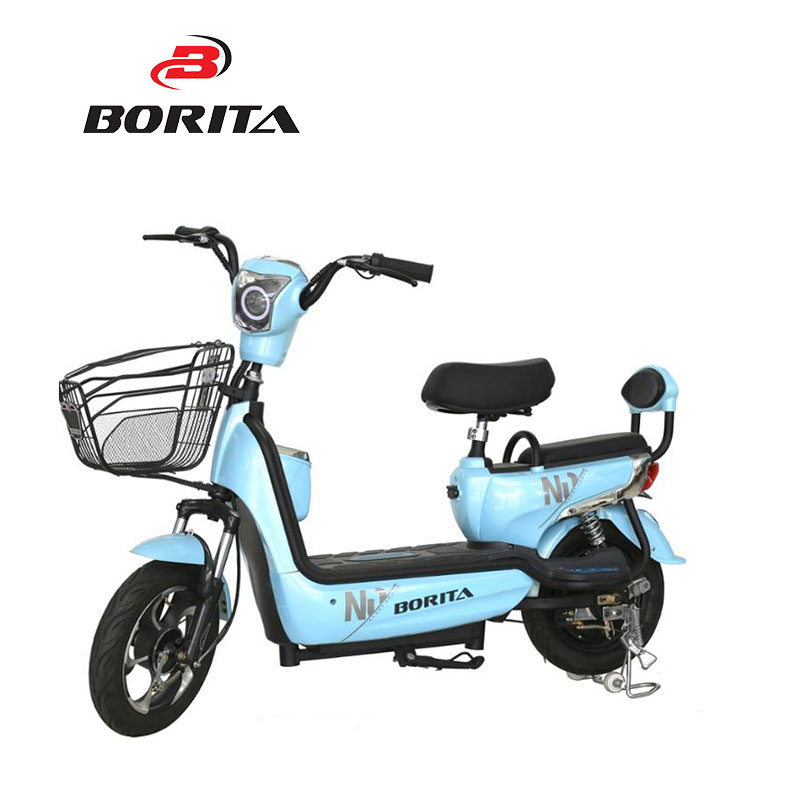 Bule New Style Lightweight Hot sales Motorcycle with Basket for Men/ Women