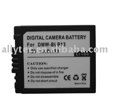 New Battery Pack for DMW-BLB13