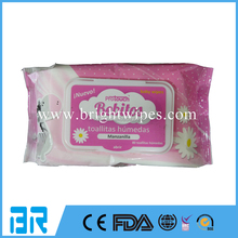 Private Label Skin Care Baby Wipe Wet Tissue