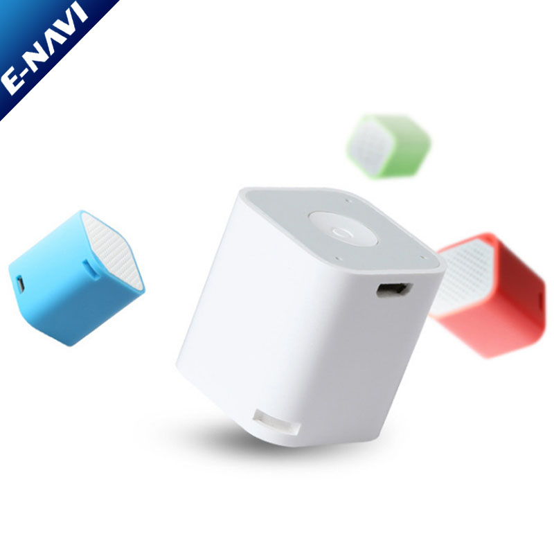 2018 Factory Price Portable Mini Colorful Smart Wireless Speakers With Selfie for Phones Tabelts