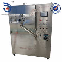 high effency film coating machine for tablet coating