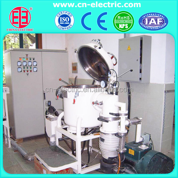 Medium frequency vacuum induction melting furnace